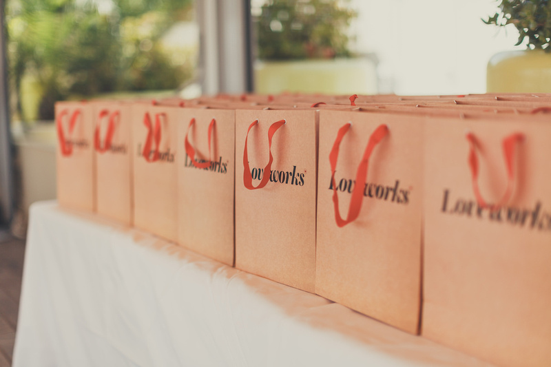 Loveworks Retail Bags