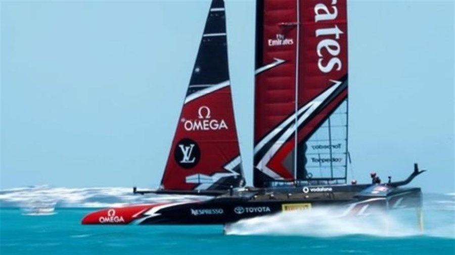 EmiratesTeamNZ